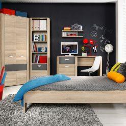 Camera e soggiorno