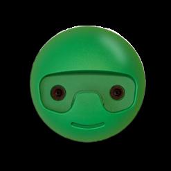 appendino camera bambini tondino verde