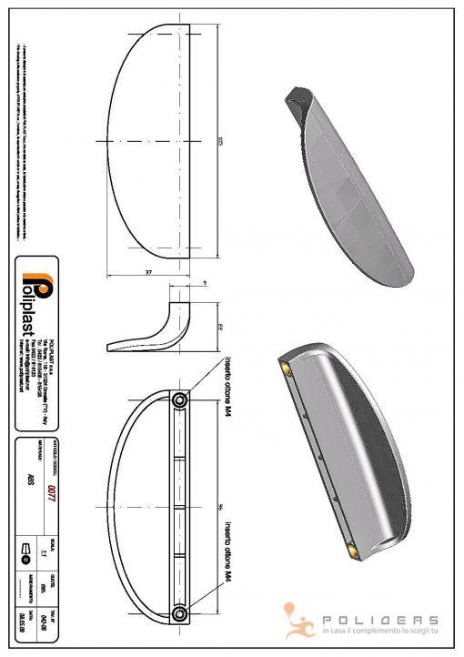 disegno maniglia mobile pdf