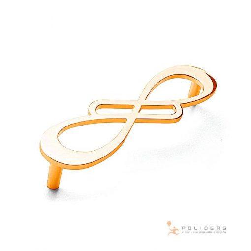maniglia mobile zambak oro